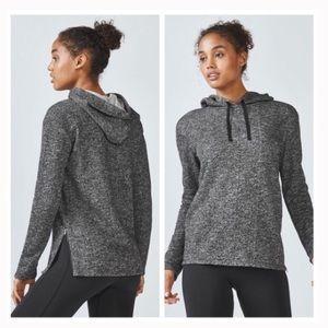 Fabletics gray Taj hoodie